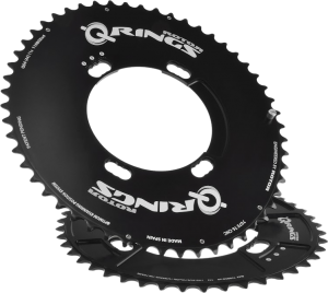 Rotor Q-Rings - das ovale Kettenblatt