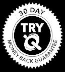 30 Tage Geld zurück - Rotor Q Rings