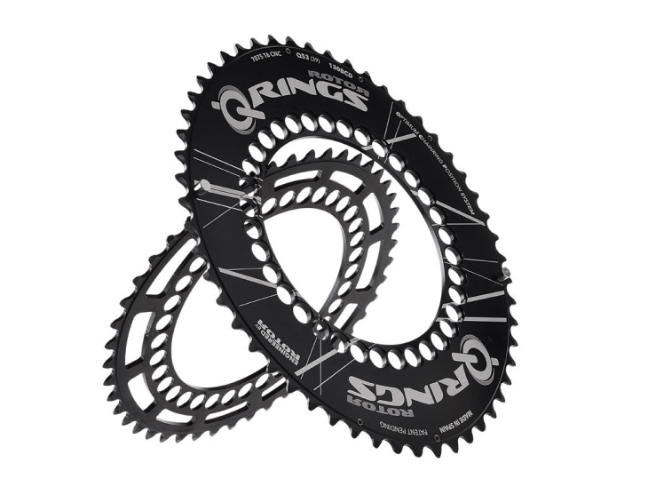Rotor Q-Rings vs. QXL