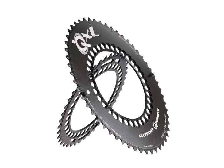 Rotor Q-Rings vs. QXL